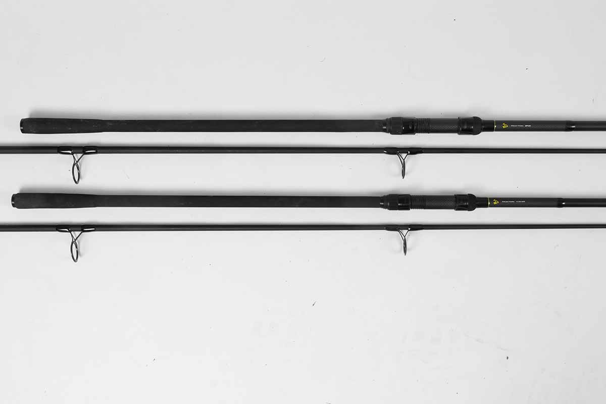 Avid Carp Traction Carp Rods