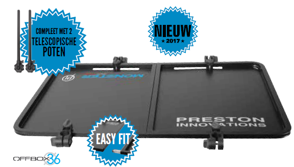 Preston Monster Side Tray Offbox 36