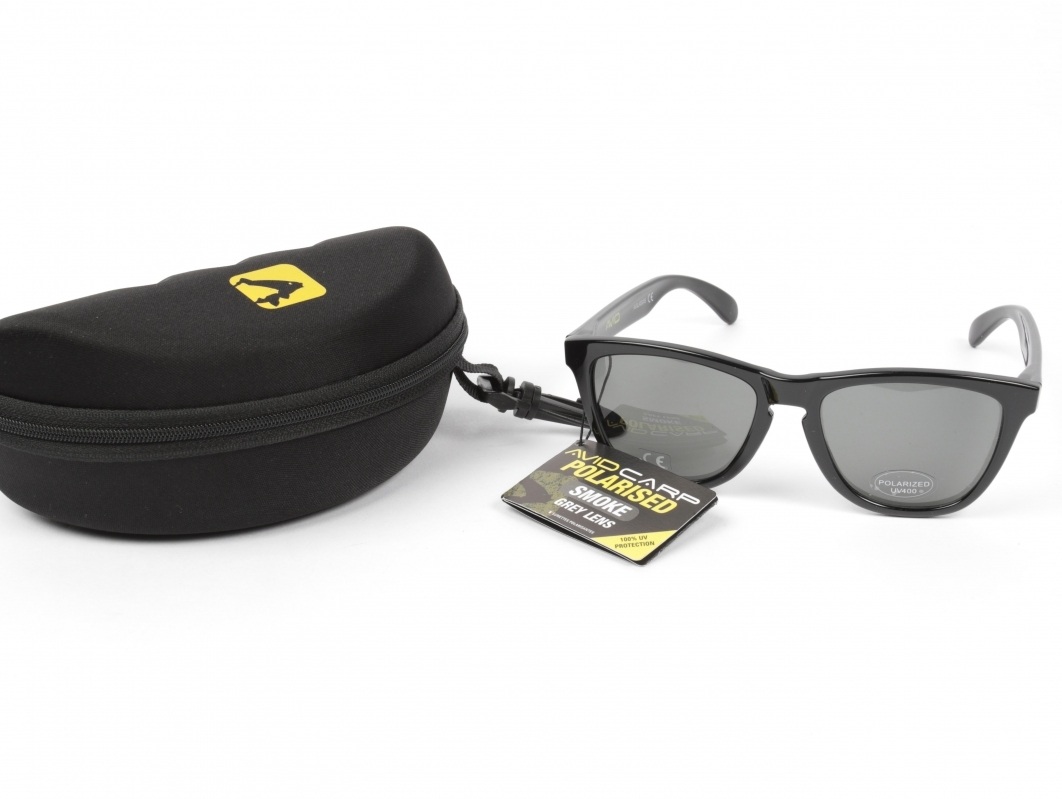 Avid Carp Smoke Sunglasses