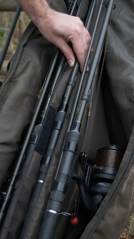 Avid Carp 12ft 3+2 Rod Holdall