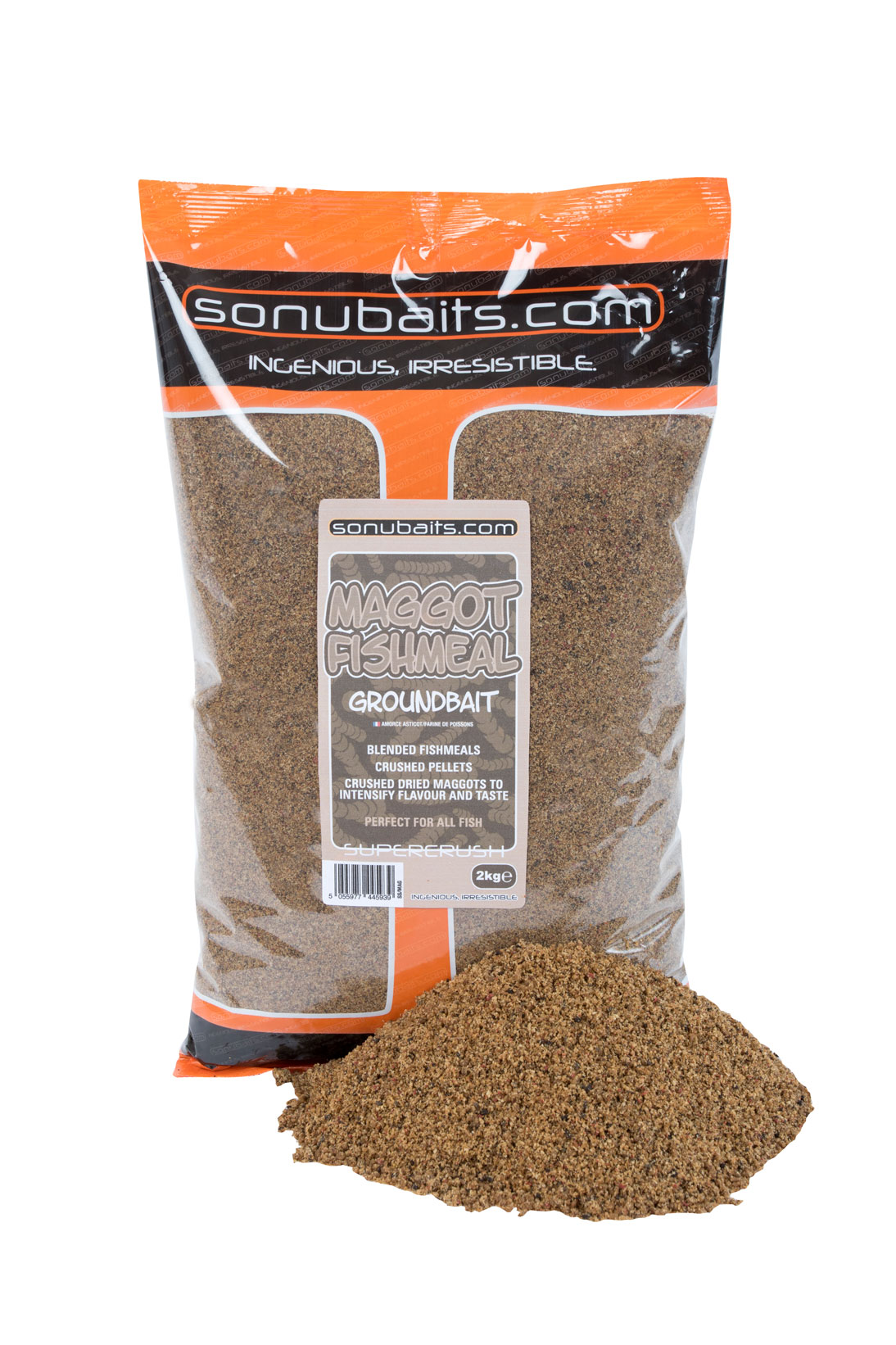 Sonubaits Maggot Groundbait