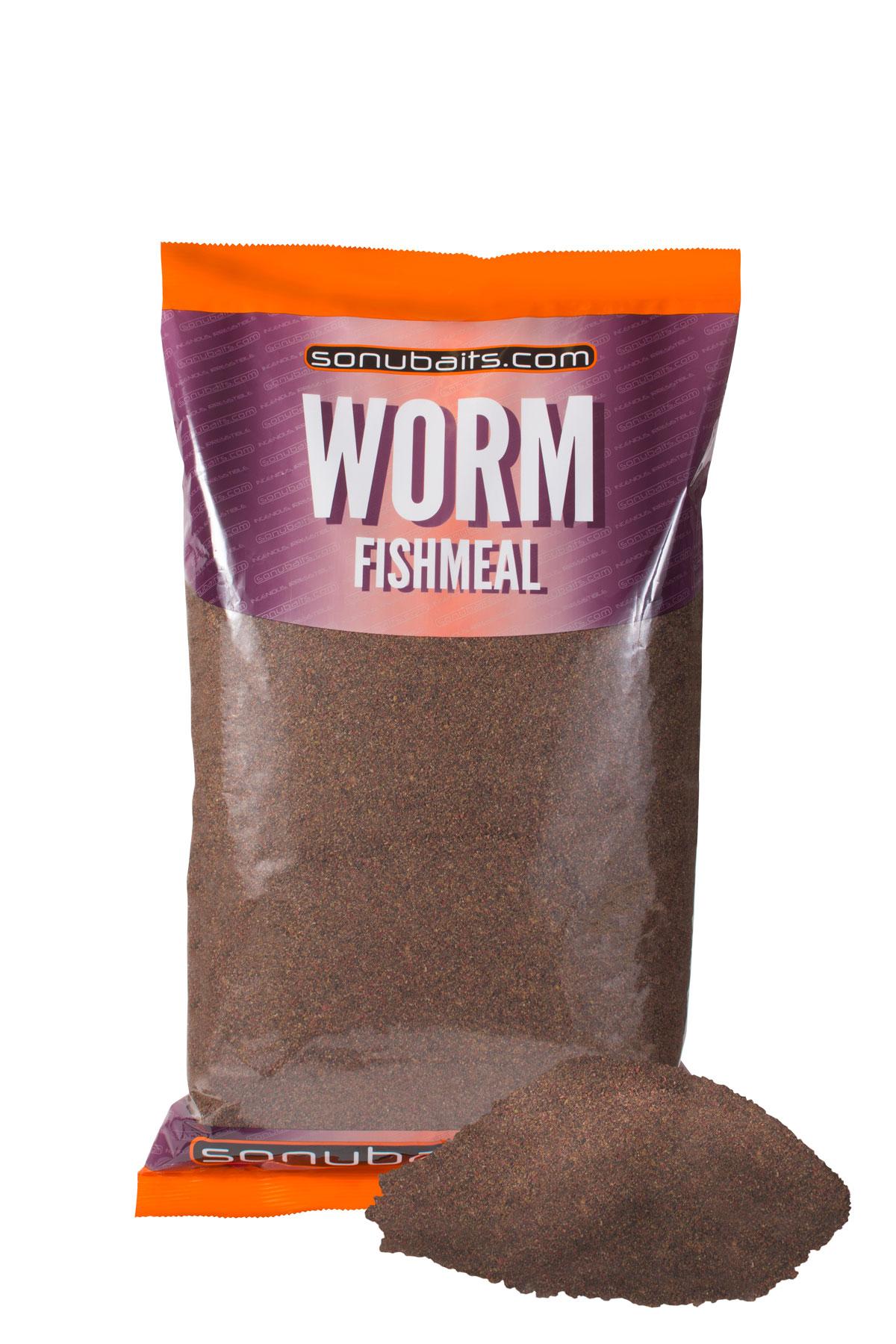Sonubaits Worm Fishmeal