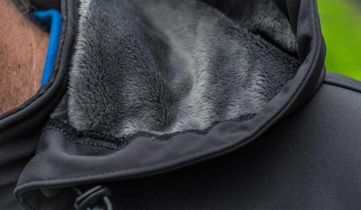 Preston Soft Shell Hooded Fleece