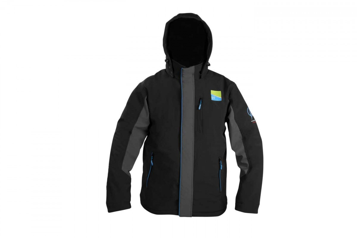 Preston Soft Shell Hooded Fleece