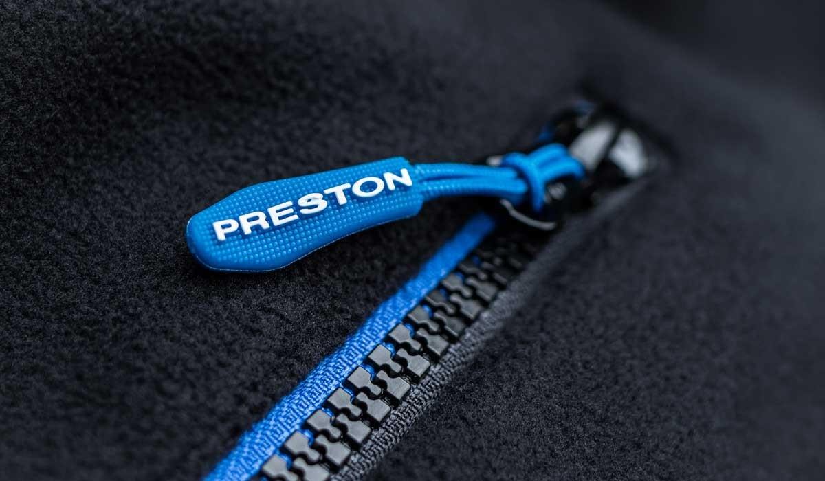 Preston Windproof Hooded Fleece