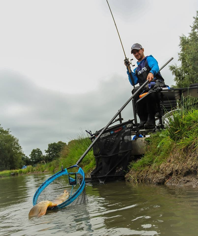 Preston Match Landing net