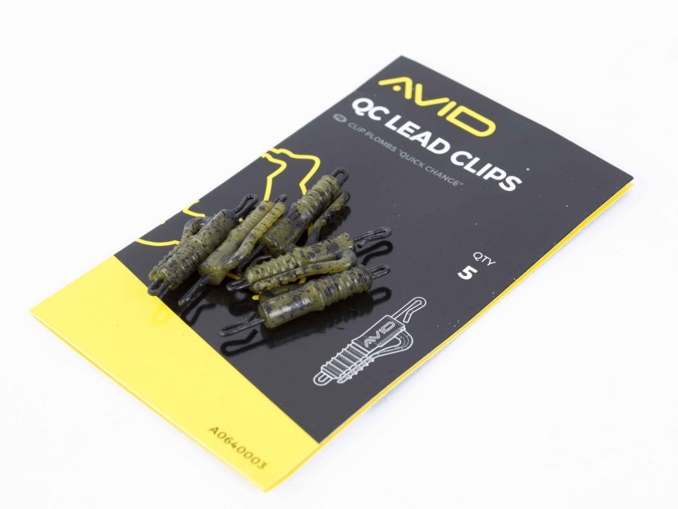 Avid Carp QC Lead Clips