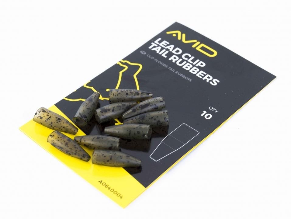 Avid Carp Lead Clip Tail Rubbers