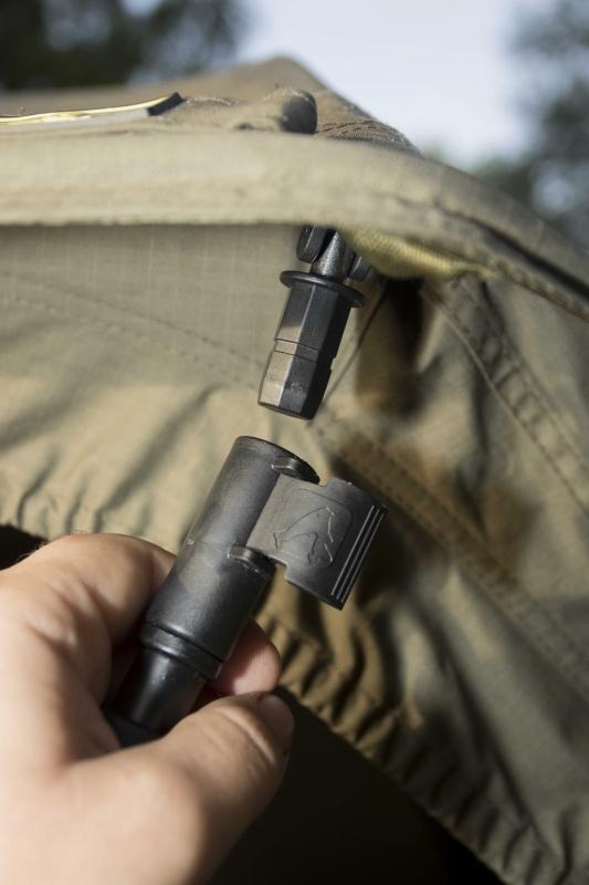 AVQC/01Quick Click Adaptors